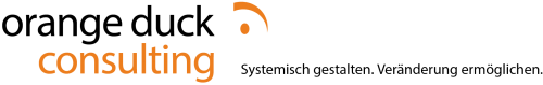 Orange Duck Logo